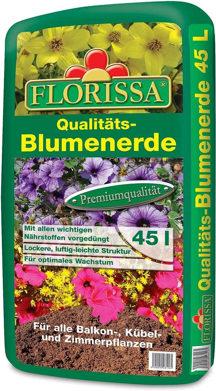 Blumenerde Florissa - Tierra para Flores (45 L)