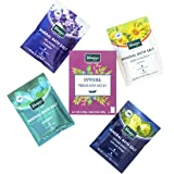 Kneipp Bath Salts Pampering Gift Set of 4 Sachets for Joint & Muscle, Sleep, Relaxation & Cold Season