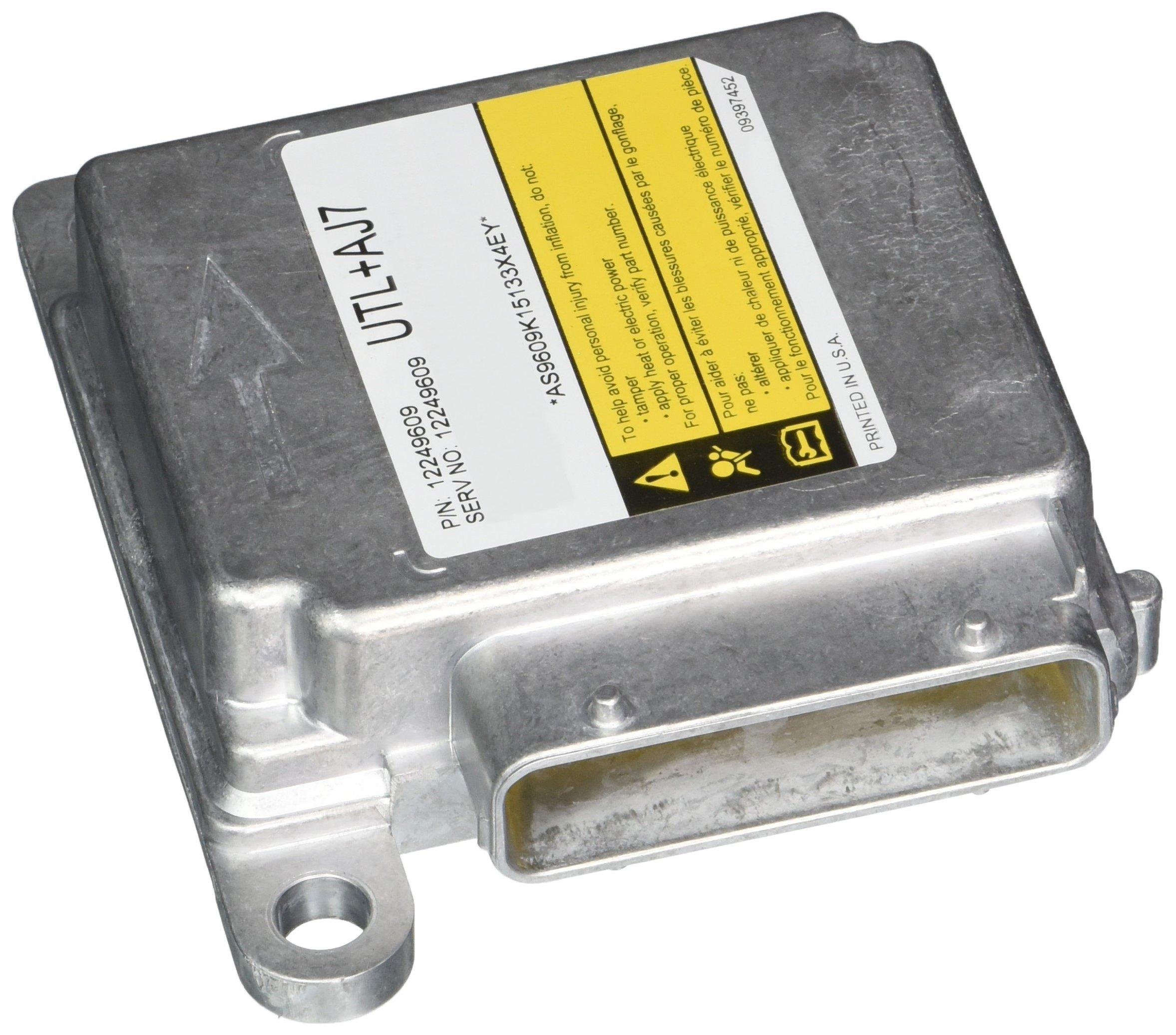 Genuine GM 12249609 Airbag Sensor and Diagnostic Module