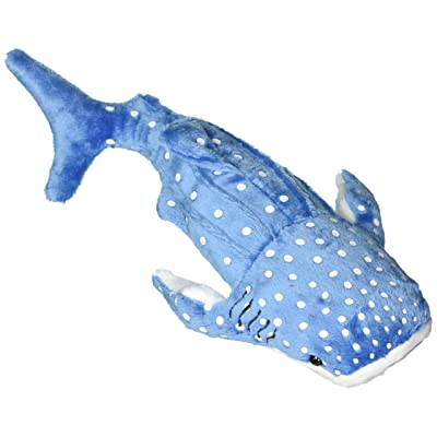 Relaxivet Whale Shark Pounce Pal Plush Stuffed Animal: Toys & Games