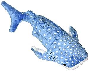 Relaxivet Whale Shark Pounce Pal Plush Stuffed Animal
