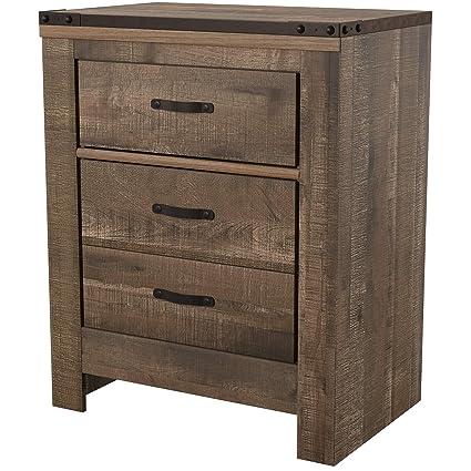 Amazon Com Ashley Furniture Signature Design Trinell Nightstand