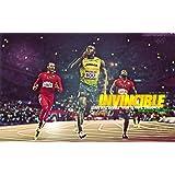 Posterhouzz Usain Bolt Fine Quality Sports Wall Poster