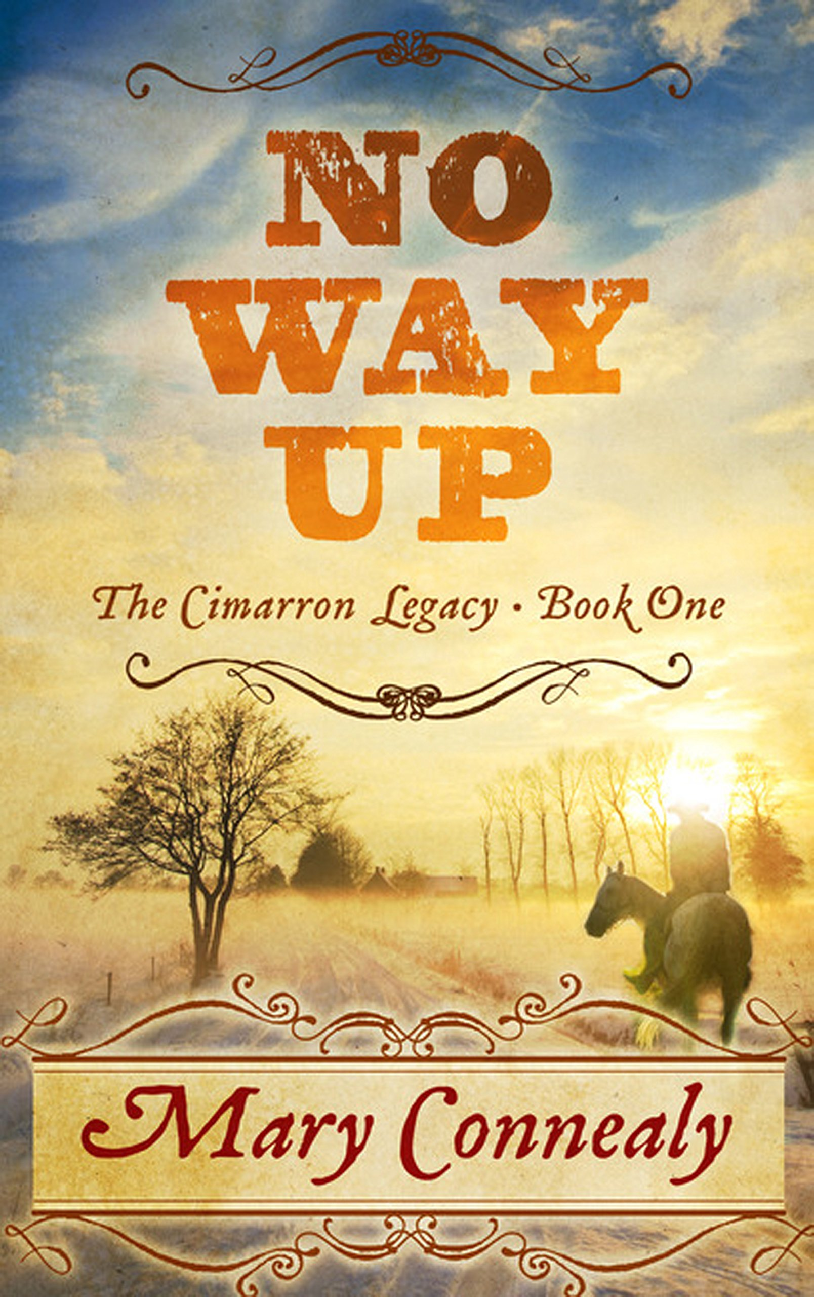 No Way Up (The Cimarron Legacy) PDF