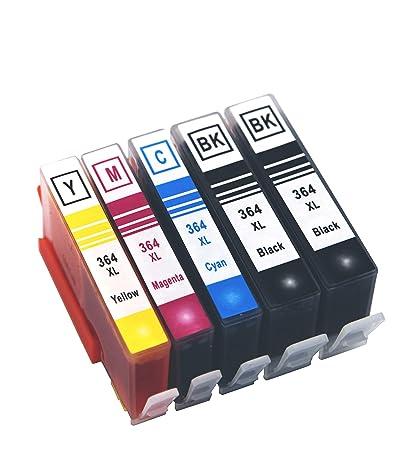 Cartuchos de impresora con chip compatible para HP 364 X L 364 XL ...