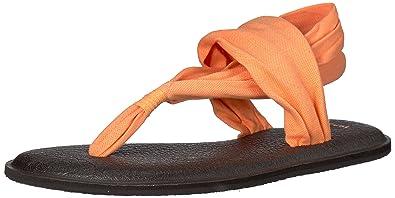 Sanuk Womens Yoga Sling 2 Solid Vintage