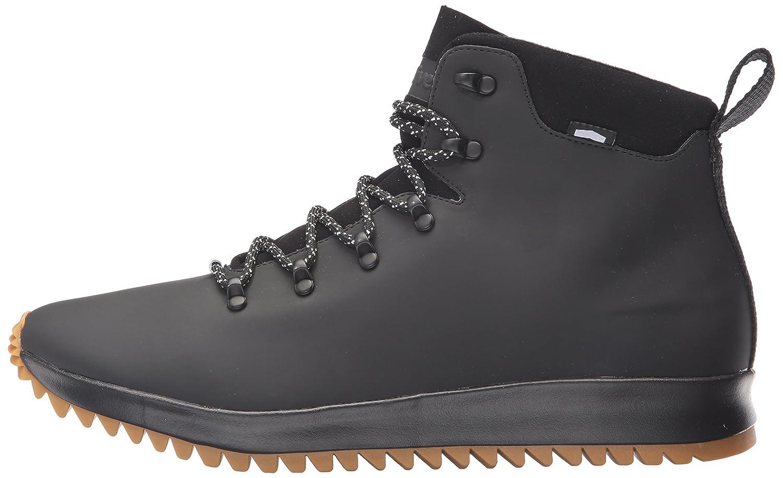 native Men's Ap B01N21ZWE4 Apex Ct Rain Boot B01N21ZWE4 Ap 4 D(M) US|Jiffy Black Ct/Jiffy Black/Nat Rubber 560e38