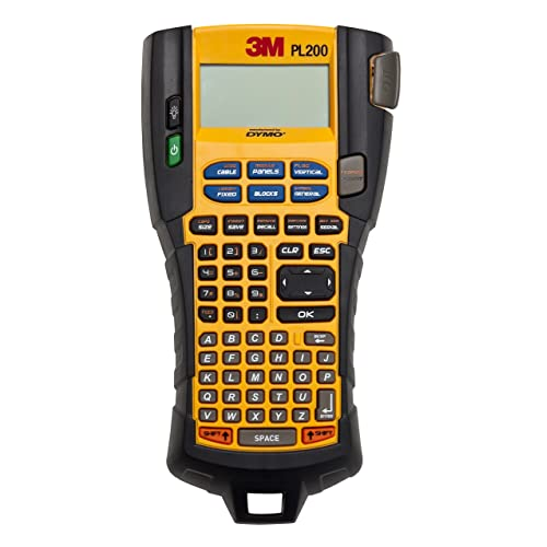 3M Handheld Portable Labeler PL200