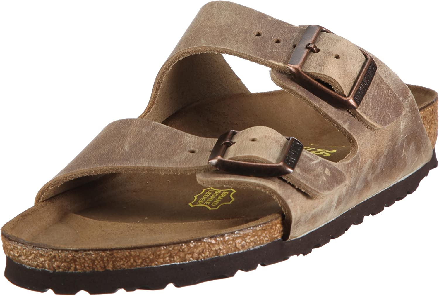 meet new lower prices release date: Amazon.com | Birkenstock Women's Arizona Oiled Leather Narrow Fit ...