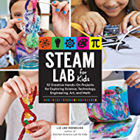 STEAM Lab for Kids (English Edition)