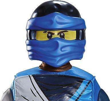 LEGO Máscara Ninjago Jay, Accesorio para Disfraz: Amazon.es ...