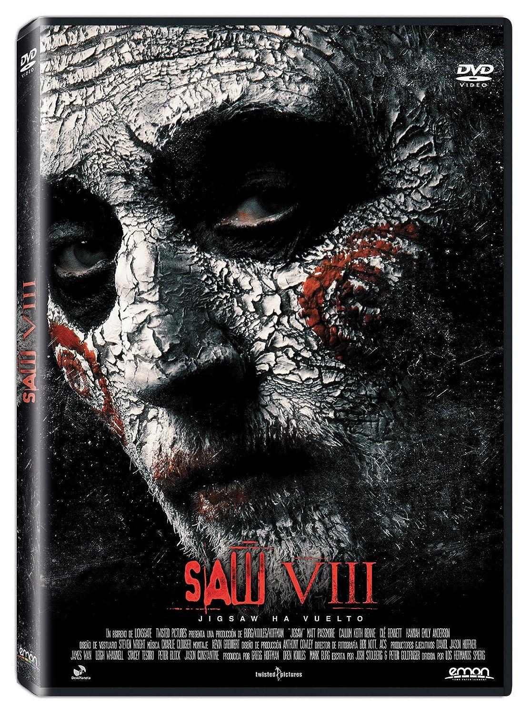 Saw VIII [DVD]: Amazon.es: Matt Passmore, Tobin Bell, Michael Spierig, Peter Spierig, Matt Passmore, Tobin Bell: Cine y Series TV