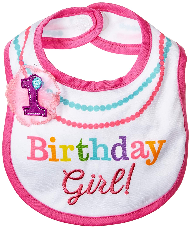 Amscan International - 430505 Rainbow primer cumpleaños niña ...