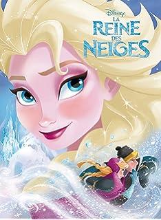 Amazon Fr La Reine Des Neiges Disney Monde Enchante Disney Livres