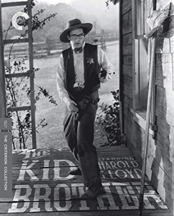 Amazon.com  The Kid Brother (The Criterion Collection)  Blu-ray ... bc25a987db8