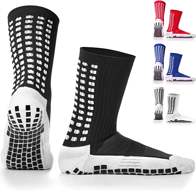 Tube High Keen Sock Boots Crew Baseball On Green Grass Compression Socks Long Sport Stockings