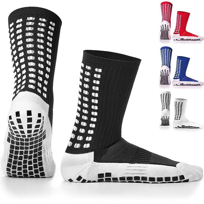 Amazon.com: LUX calcetines de fútbol antideslizantes ...
