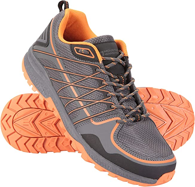Mountain Warehouse Track Mens Trainers