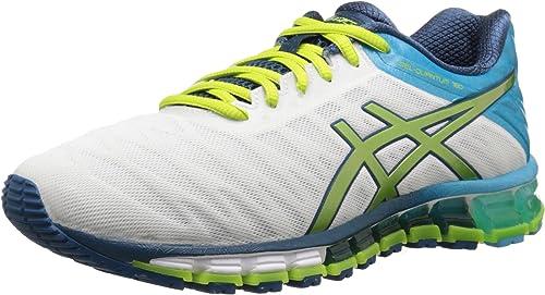 Asics Gel-Quantum 180 - Zapatillas de Correr para Mujer, (Blanco ...