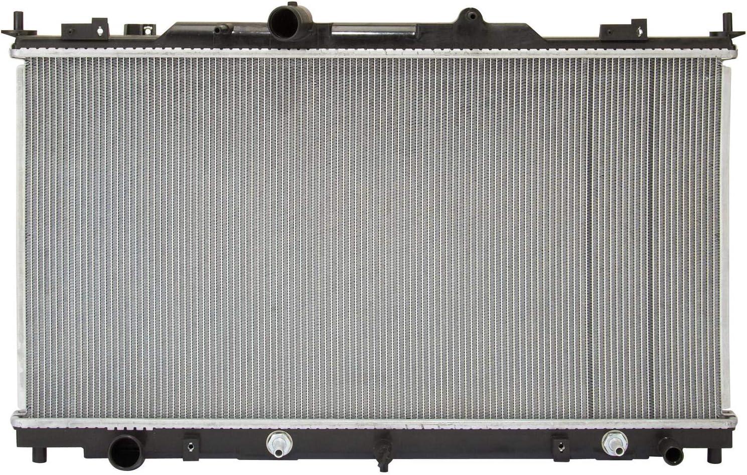Amazon Com Automotive Cooling Radiator For Mazda 6 13390 Automotive
