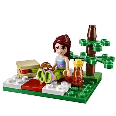 Lego Friends 30108 Mia Picnic Set: Toys & Games