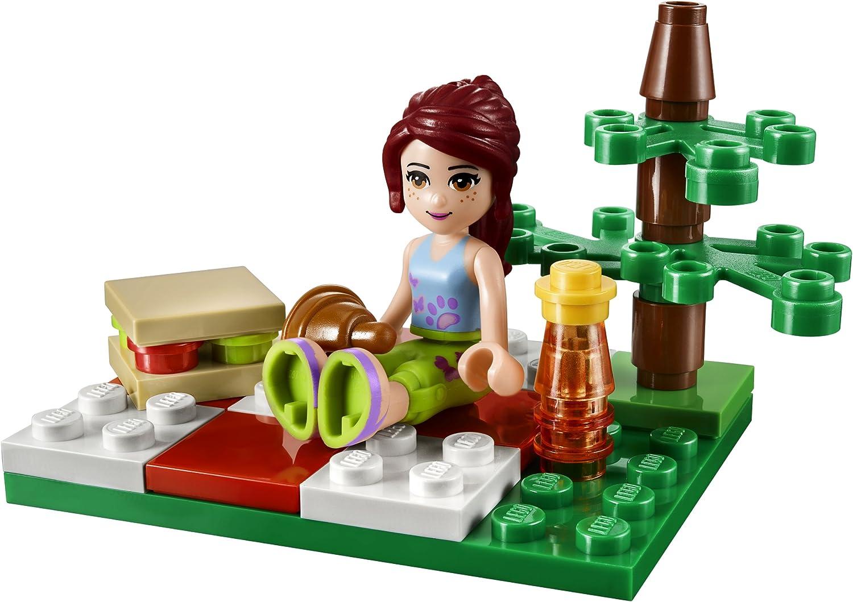 Lego Friends 30108 Mia Picnic Set by LEGO: Amazon.es: Juguetes y juegos