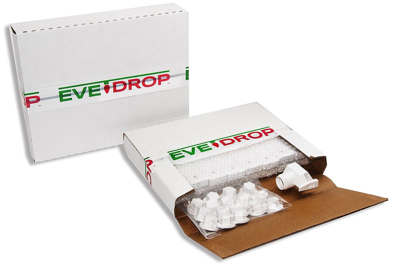 Amazon.com: EVE DROP Permanent Christmas Light Hangers 16 Kit + Pole ...