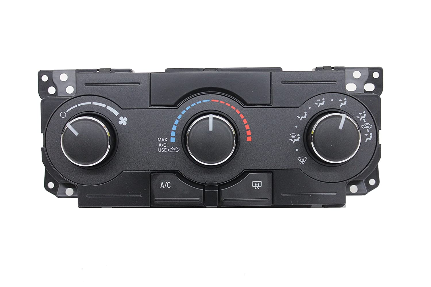 Genuine Chrysler 55111871AE A/C and Heater Control Head