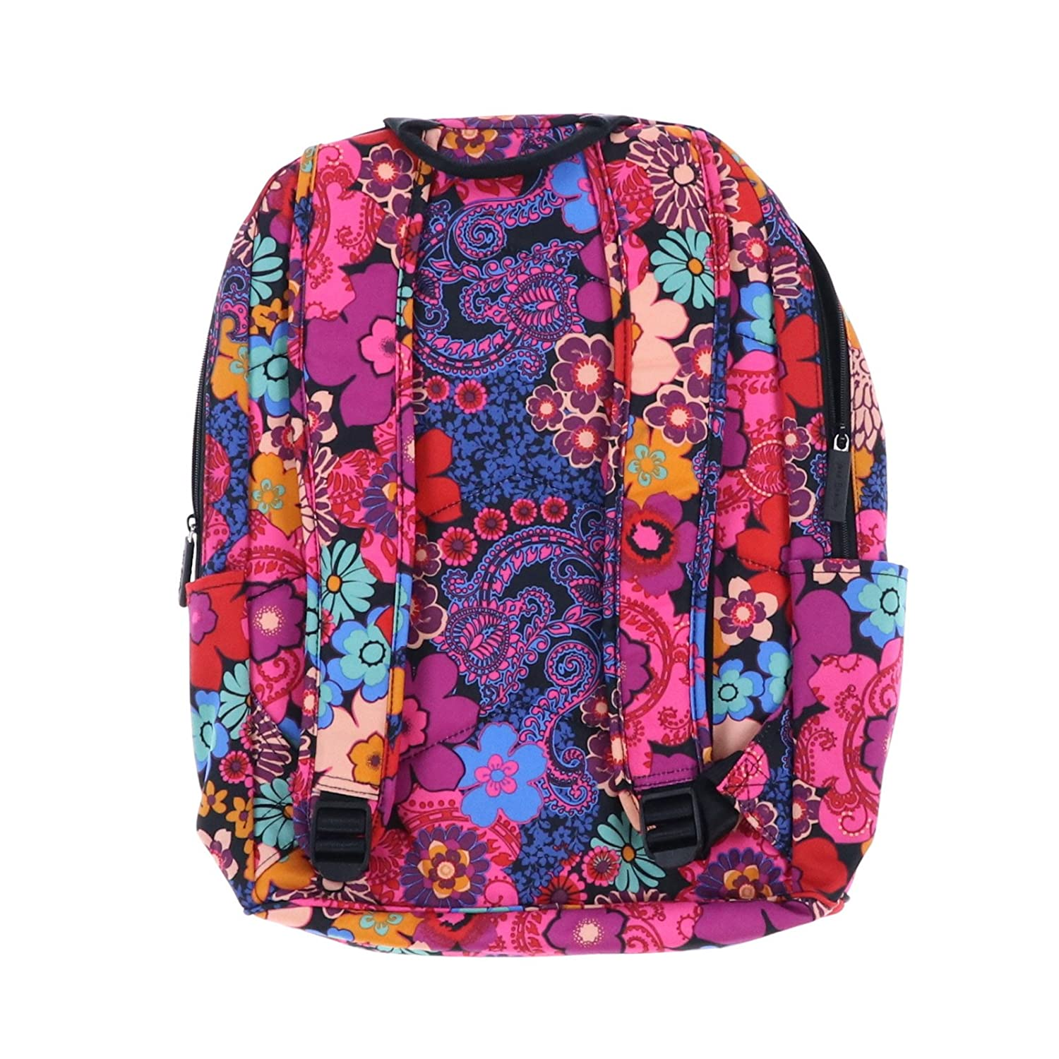 23eb24f9a1 Amazon.com  Vera Bradley Laptop Backpack (Floral Fiesta)  Computers    Accessories
