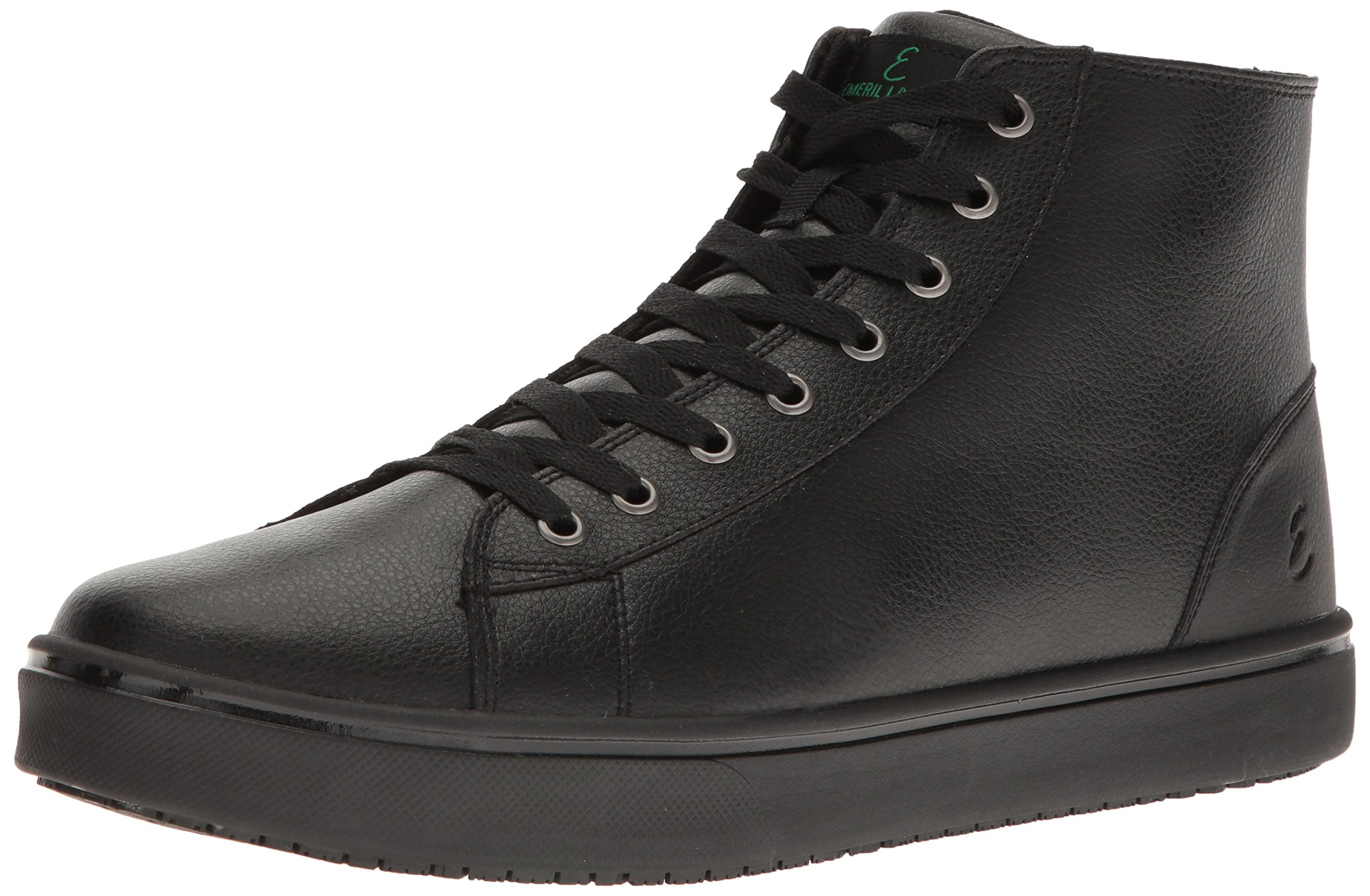 Emeril Lagasse Men's Read  Slip-Resistant Shoe, Black, 13 D US by Emeril Lagasse