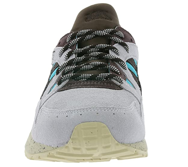Asics Brown Gel Lyte V Trail Pack Trainers Viridian Greencoffee for men