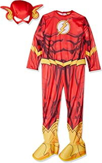 Dexlue The Flash - DC Comics - Childrens Fancy Dress Costume  sc 1 st  Amazon UK & Dexlue The Flash - DC Comics - Childrens Fancy Dress Costume: Amazon ...