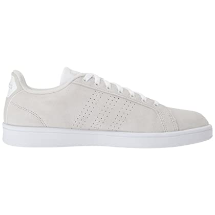 adidas NEO Men's CF Advantage CL Sneaker, Grey OneWhite