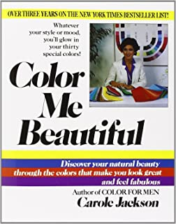 color me beautiful discover your natural beauty through the colors that make you look great - Color Me Beautiful Book