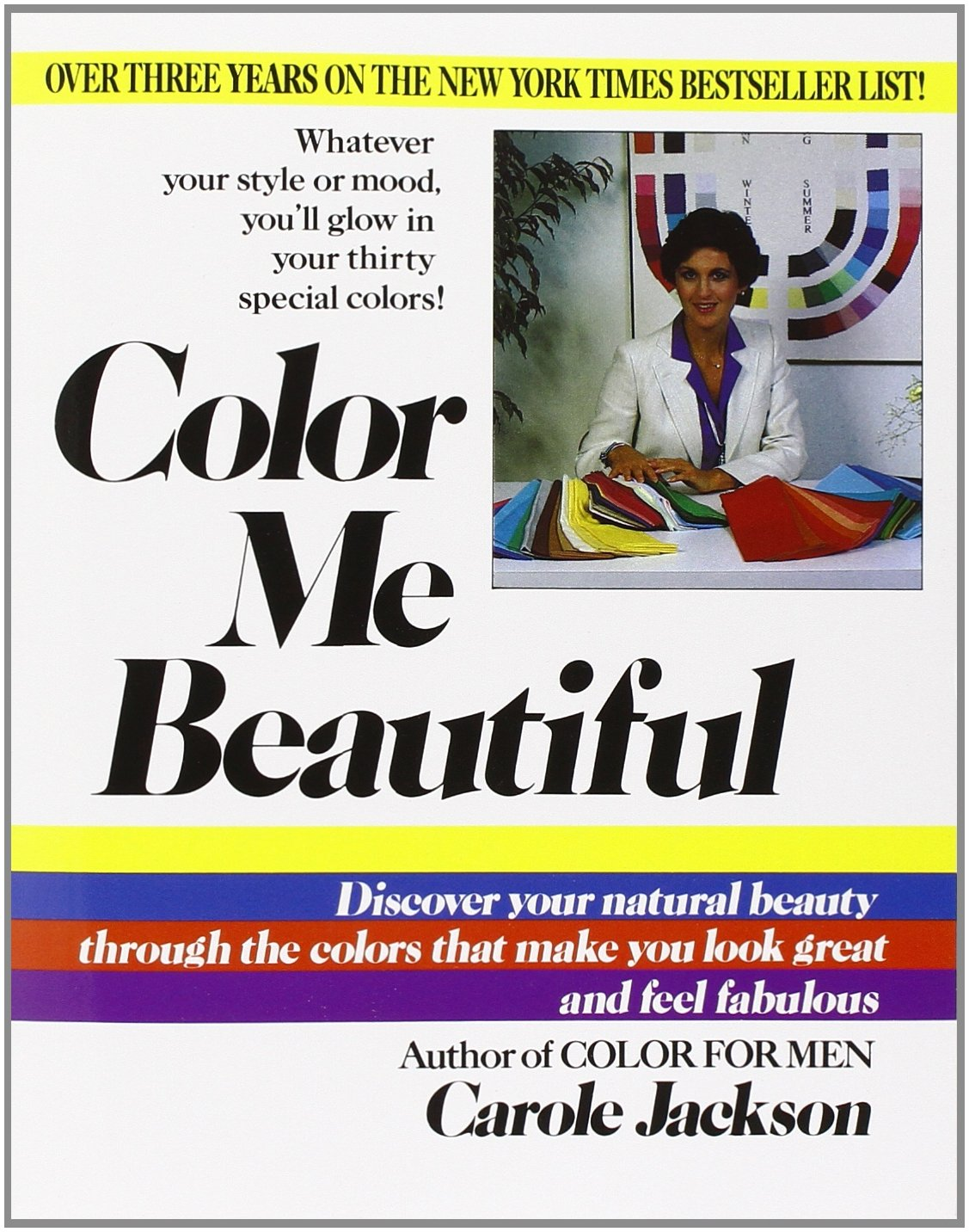 Color me beautiful discover your natural beauty through the color me beautiful discover your natural beauty through the colors that make you look great and feel fabulous carole jackson 8601420148499 amazon nvjuhfo Images