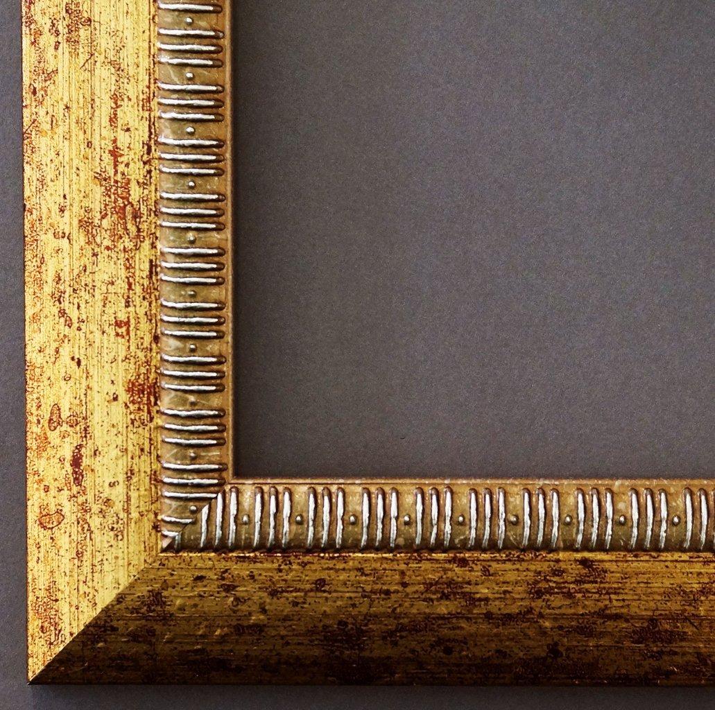 Amazon.de: Bilderrahmen Turin Gold 4, 0 - LR - 60 x 80 cm - wählen ...