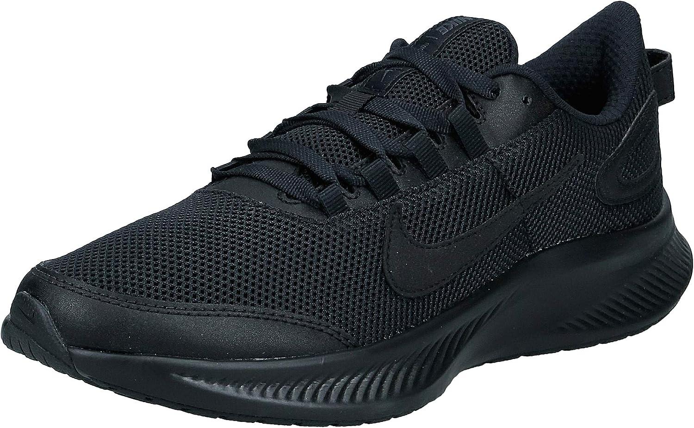 Nike Run All Day 2 Zapato para Mujer, Negro (Negro/Antracita), 39.5 EU