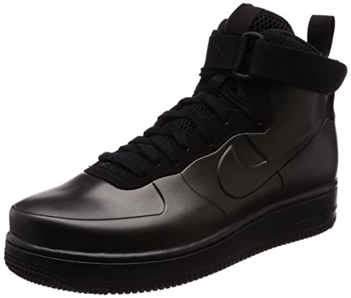 new style c954b cdb53 Tênis Nike Air Force 1 Foamposite Cupsole Triple Black