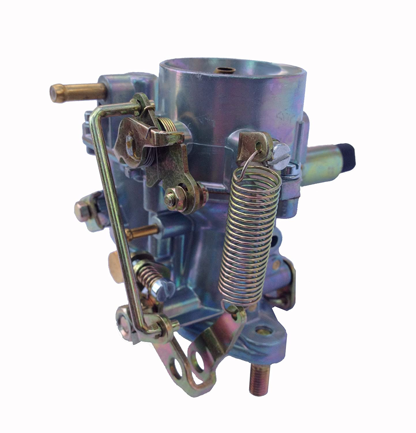 Vw Bug Carburetor 30pic Volkswagen Bus Ghia 30 Pic Beetle And Karmann Engine Electrical System Troubleshooting Carburator With Manual Choke Automotive