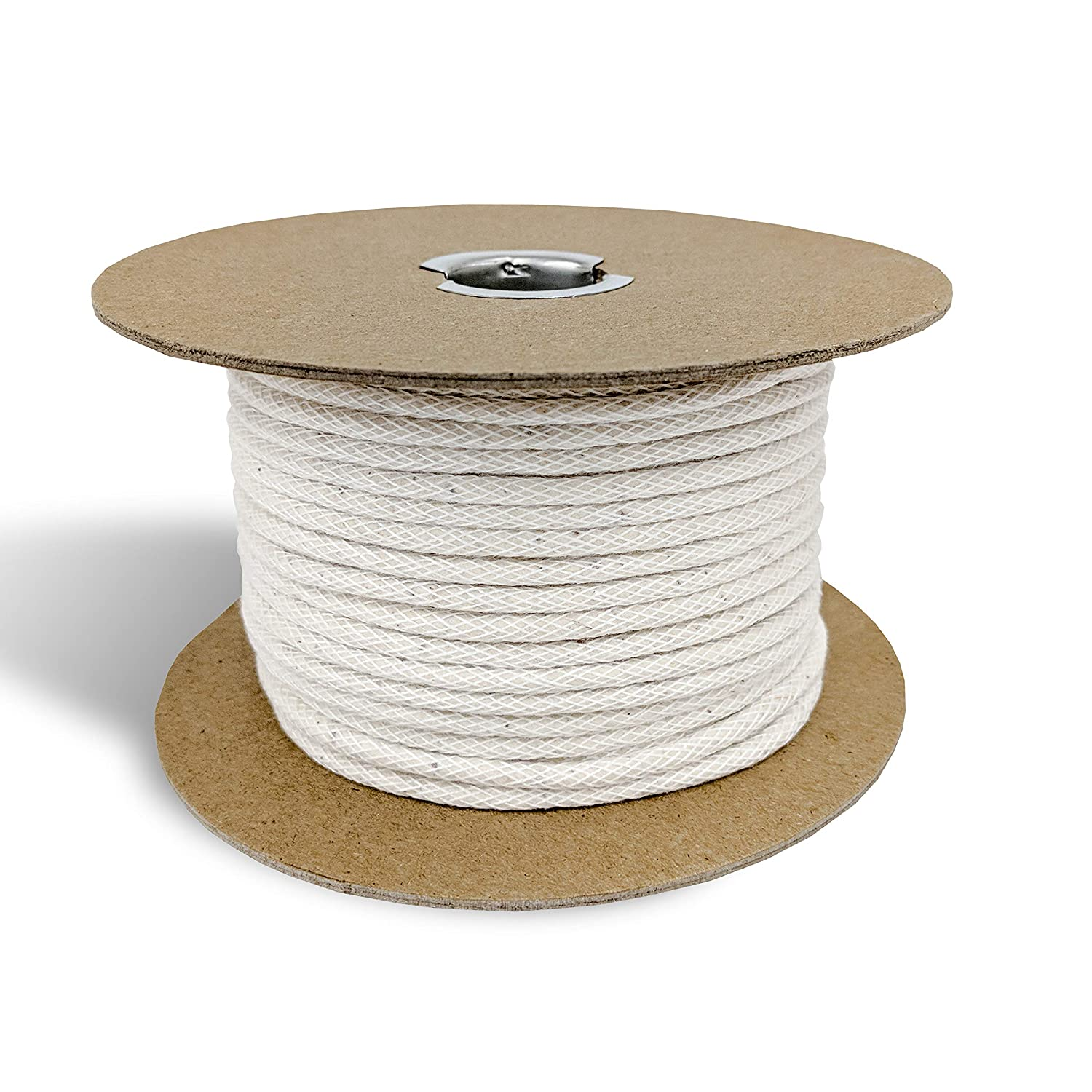 Upholstery Cotton Piping Welt Cord for Furniture//Crafts 50yd Spool Made in USA