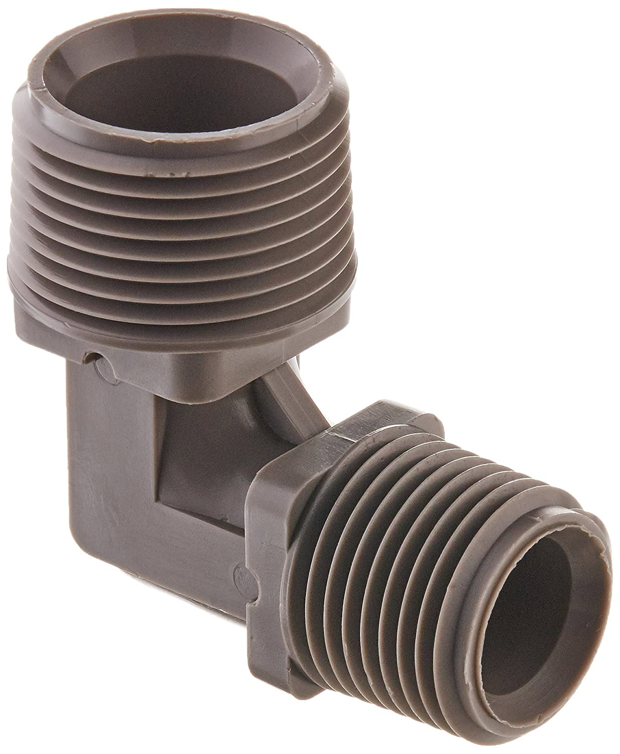 LaSalle Bristol 64QE43T 3/4' x 1/2' Male Pipe Thread Qest Elbow Fitting