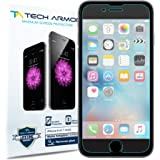 "Tech Armor - 3 protectores de pantalla para iPhone 6S / iPhone 6 (4,7"") de Apple - Antirreflejos y antihuellas"