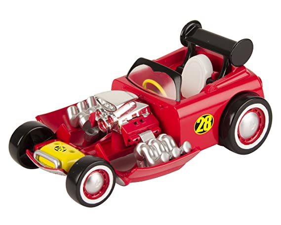 Mickey Mouse-182813 TRANSFORMABLE DOGGIN Hot Road, Propio 182813: Amazon.es: Juguetes y juegos