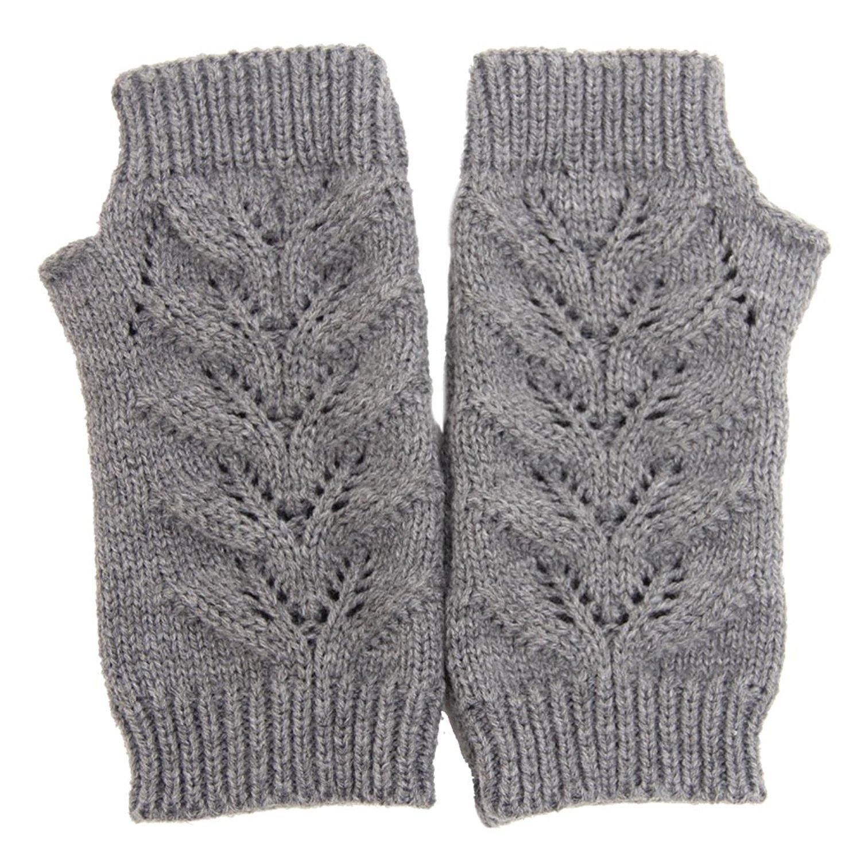 Jelinda Filles Bonnet tricoté Écharpe Gants chaud Automne Hiver thermique  Ensemble 4f36e8854fa