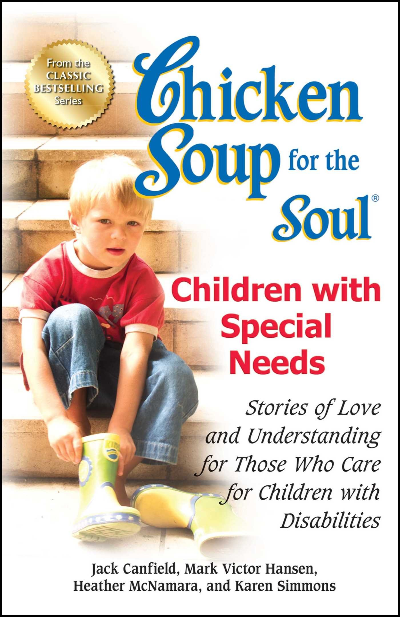 Amazon social services welfare books chicken soup for the soul children with special needs stories of love and understanding fandeluxe Choice Image