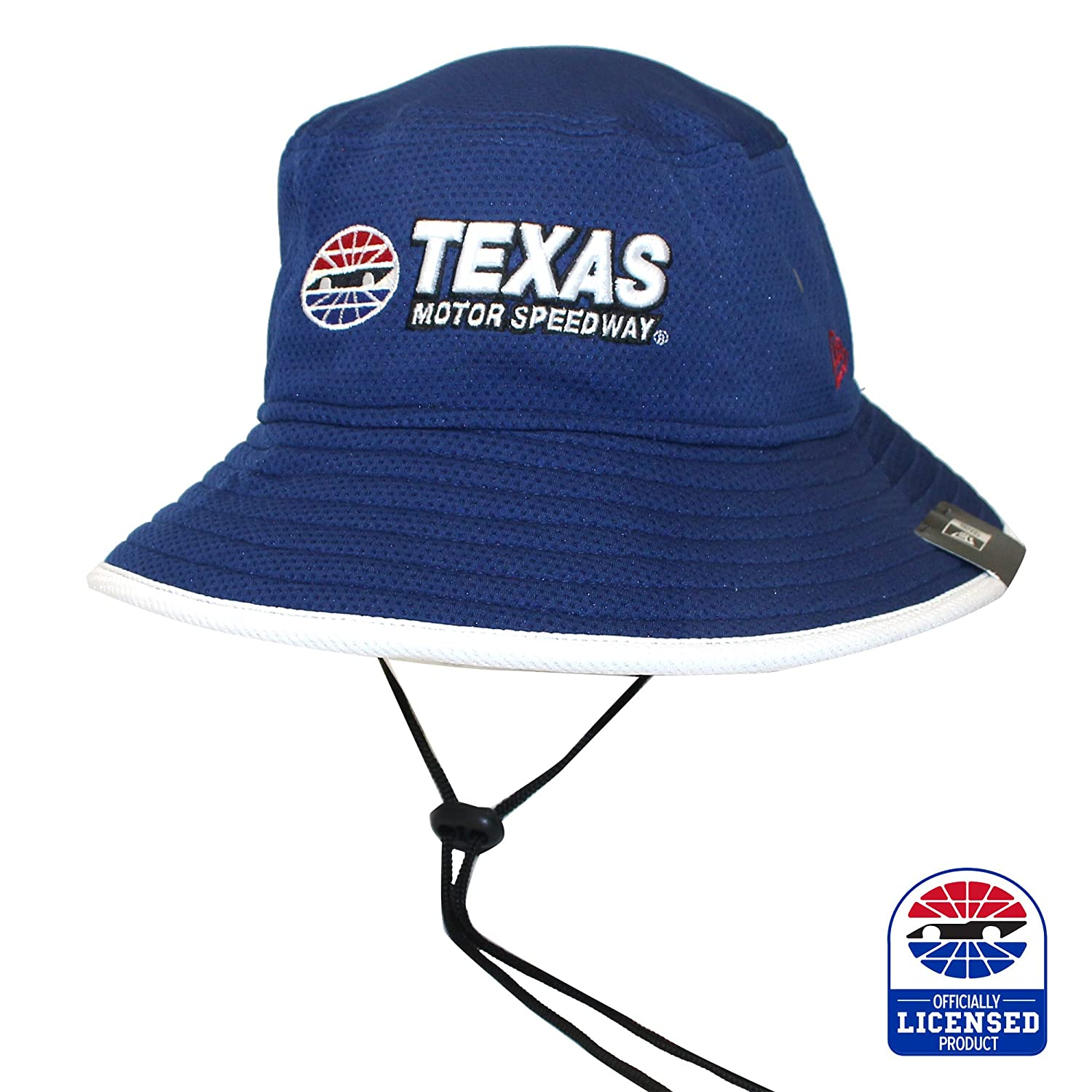 Amazon.com   Texas Motor Speedway Bucket Hat Blue   Sports   Outdoors c476a030cba