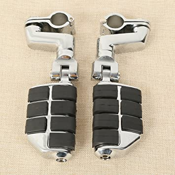 Highway Front Foot Rest Foot pegs For Honda GoldWing GL1800 GL1500 GL1100 GL1200