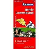Belgio, Lussemburgo 1:350.000
