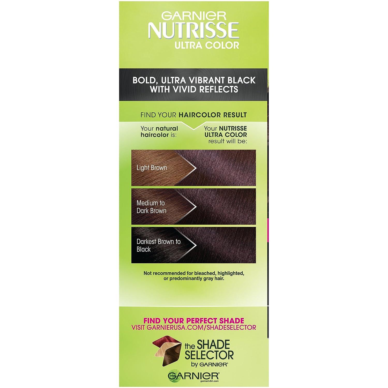 Amazon.com : Garnier Nutrisse Ultra Color Nourishing Hair Color ...