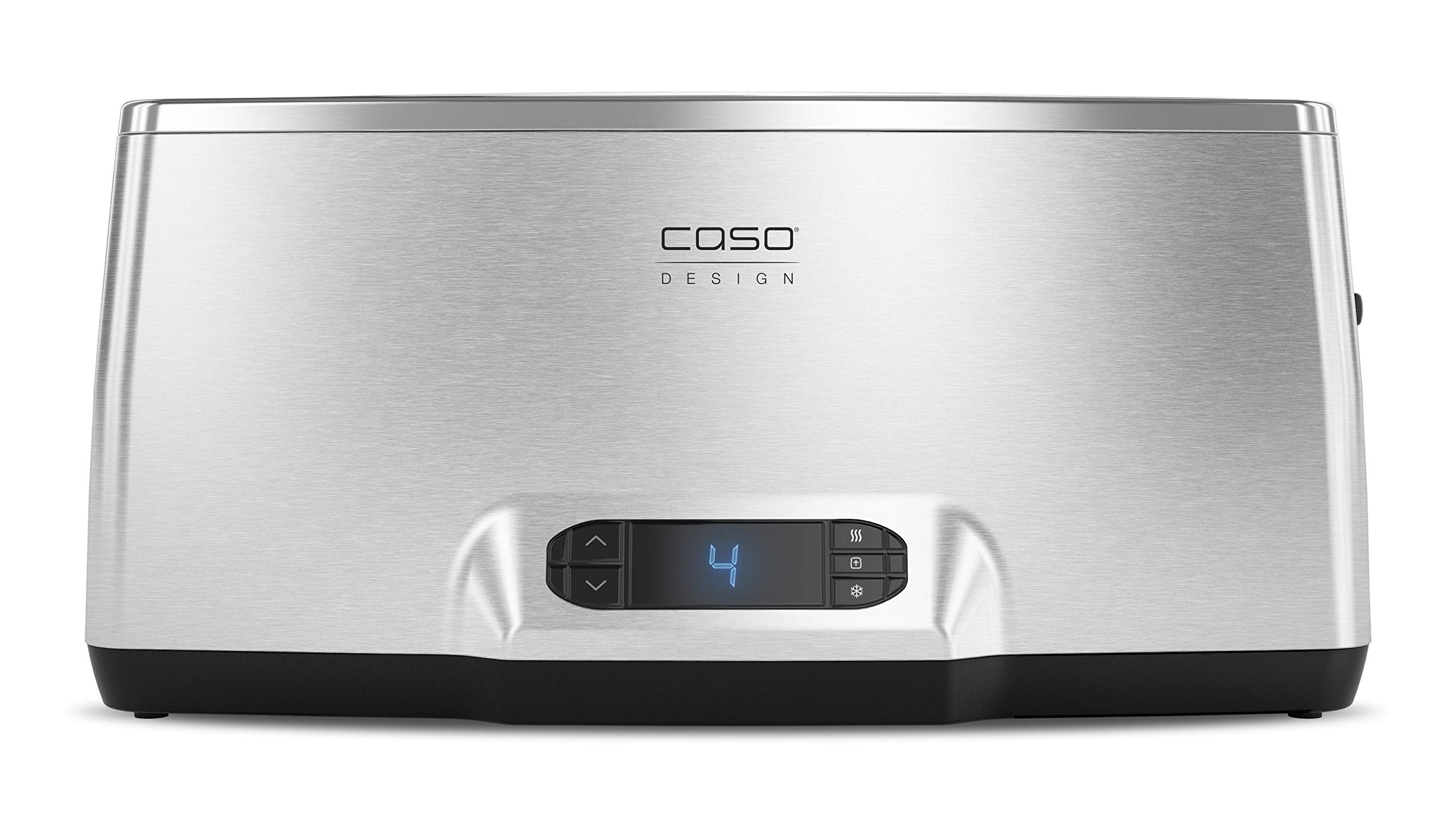 Caso Design INOX.4 Four-Slice Toaster with Wire Warming Basket Attachment, 4, Stainless by Caso Design (Image #8)